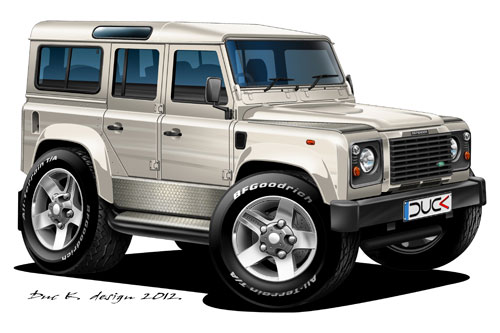 Gallery Category Land Rover
