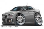 alfa romeo 159 gray