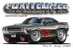 1970-challenger-MUSCLE CAR