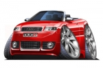 Audi-A4-cabrio-cartoon-car2