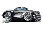 1958-black-corvette