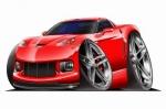 chevy_corvette_cartoon car1