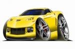 chevy_corvette_cartoon car2