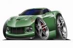 chevy_corvette_cartoon car6
