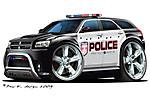 magnum-police-car