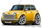 Old Mini Cooper1