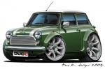 Old Mini Cooper2
