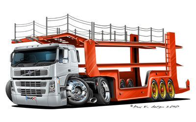 Duc K Design Cartoon Cars