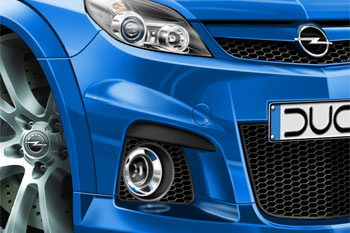 VECTRA OPC cartoon car