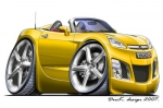 opel-gt-yellow