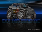 DucK_design_cartoon_car_8